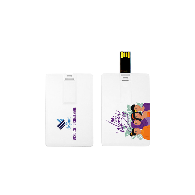 Corporate Gifts for Womens Day 2021 - Card USB
