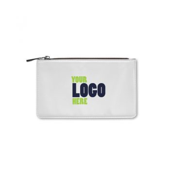 Your logo here pouch