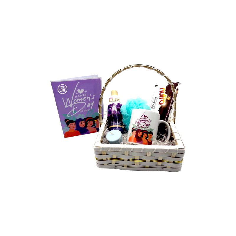 Spa Care Basket as Corporate Gift