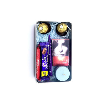 Essential Tin Box for Women