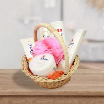 Dove Care Basket - Corporate Gift Basket