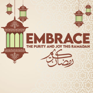 Embrace The Purity and Joy this Ramadan