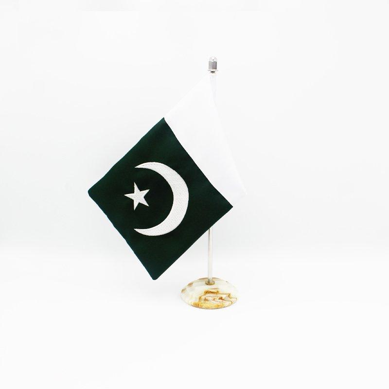 Pakistan Table Flag in bulk