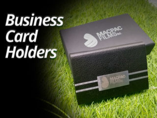 Business Card Holders for Lower Level Management