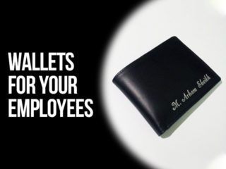 Wallets for White Collar Employees