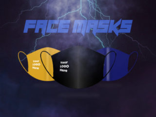 Face Mask - Most Useful Winter Promotional Item!
